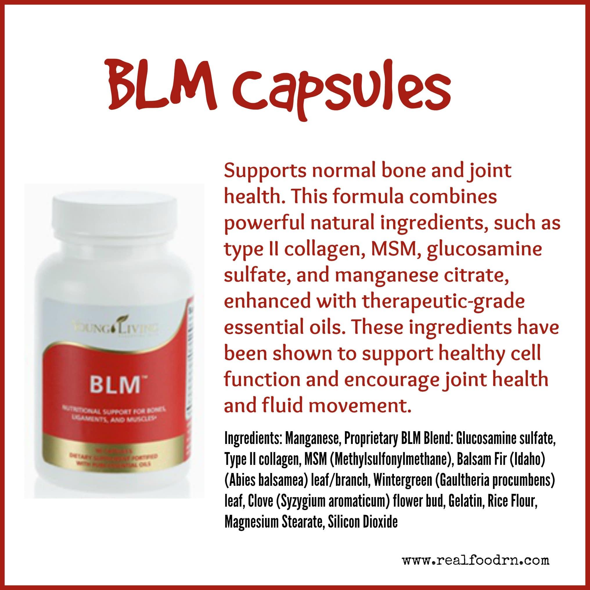 BLM Capsules