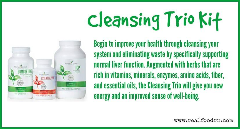 Cleansing Trio Kit | Real Food RN