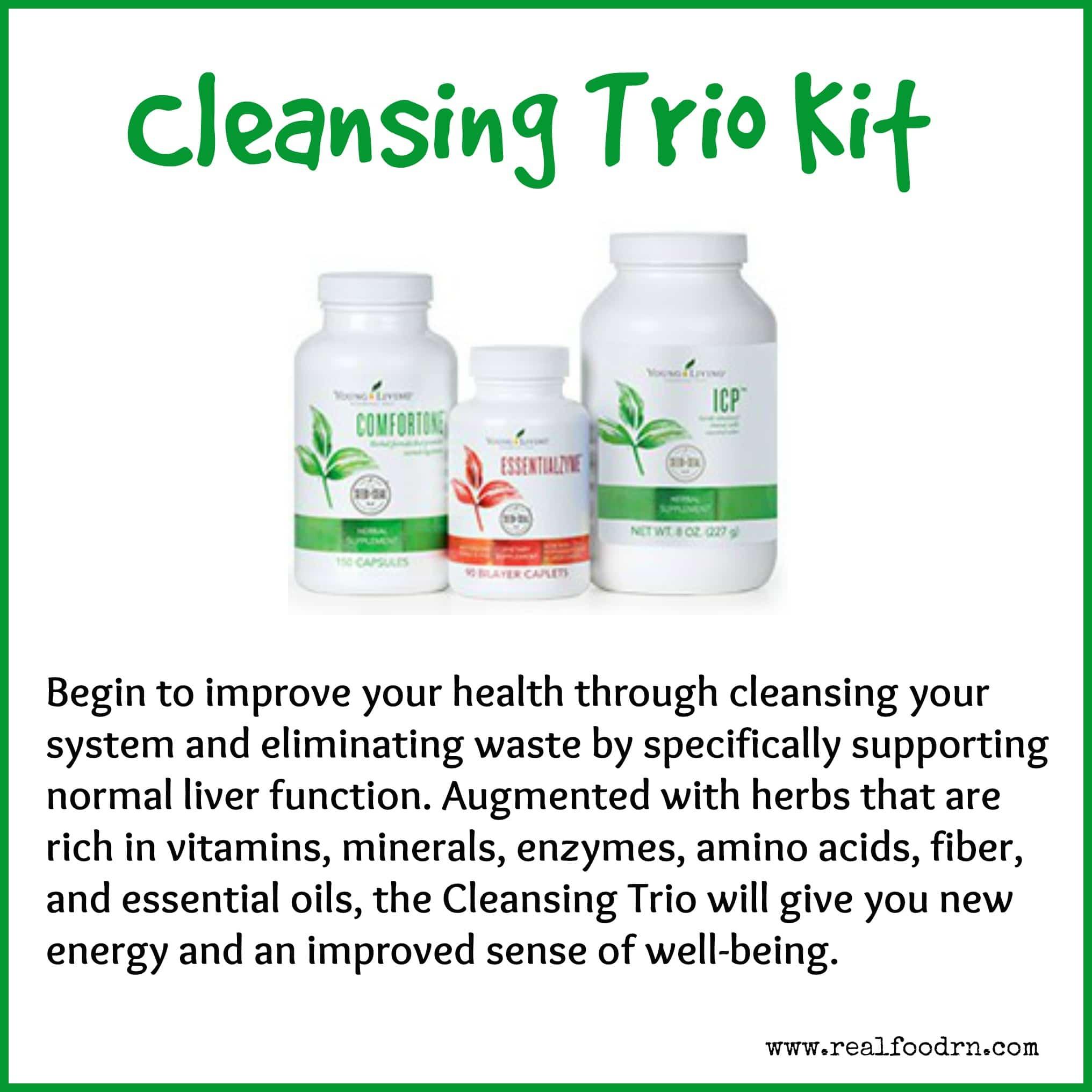 Cleansing Trio Kit