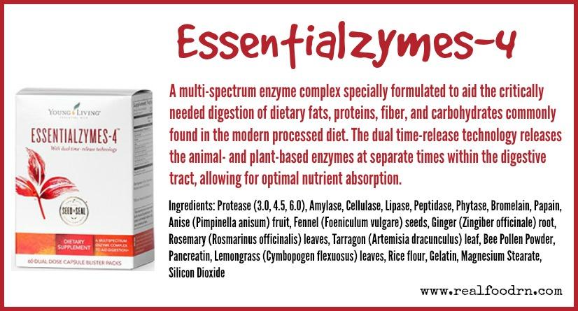Essentialzymes 4 | Real Food RN
