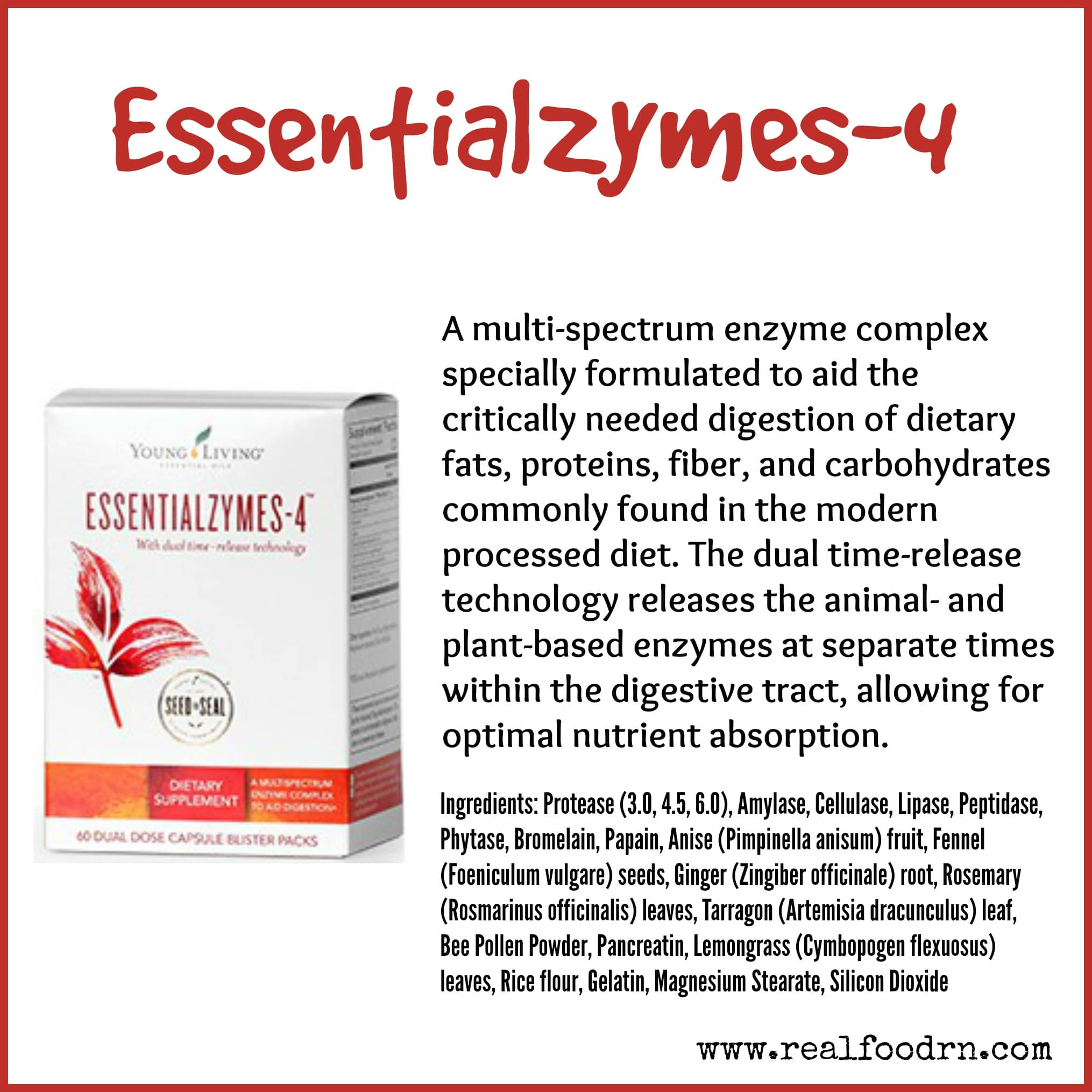 Essentialzymes 4
