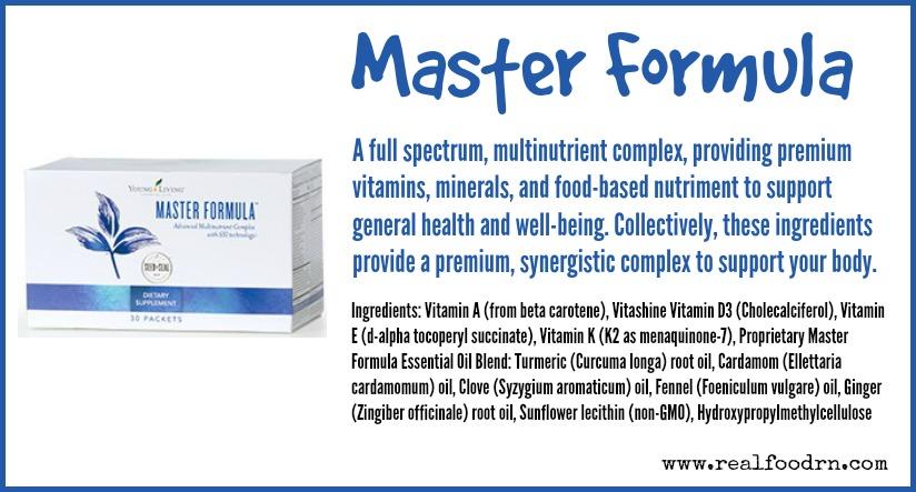 Master Formula | Real Food RN