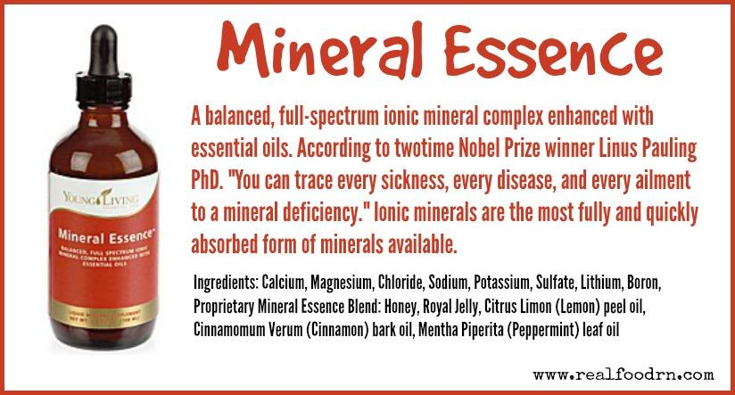 Mineral Essence | Real Food RN