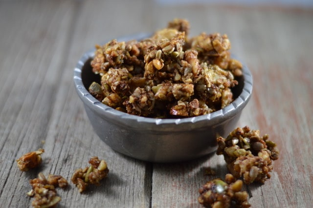 Nutty Grain-Free Granola Clusters Kids Love | Real Food RN