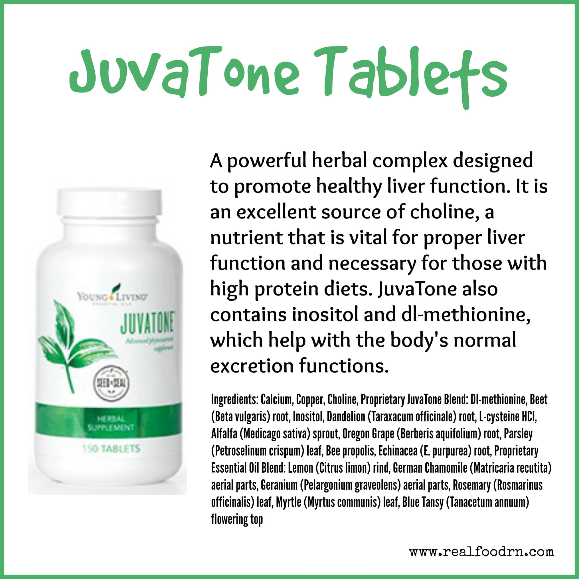 JuvaTone Tablets