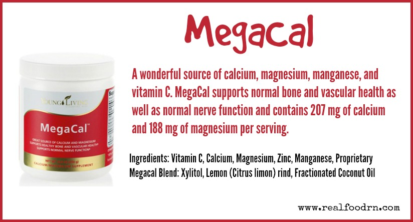 MegaCal | Real Food RN