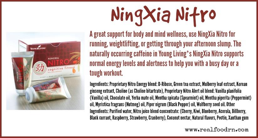 NingXia Nitro | Real Food RN