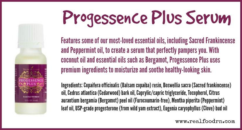 Progessence Plus Serum | Real Food RN