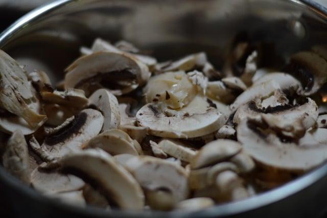 Creamy and Comforting Mushroom Wild Rice Recipe   Real Food RN