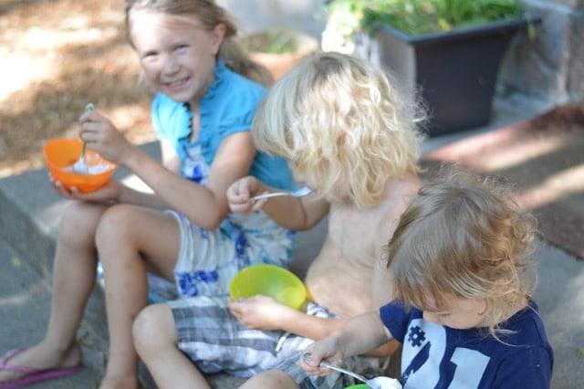 Easy Homemade Vanilla Lavender Ice Cream - Kids Love It   Real Food RN