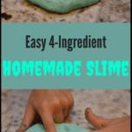 How to make Homemade Slime | Real Food RN
