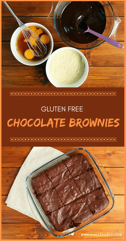 Gluten Free Chocolate Brownies | Real Food RN