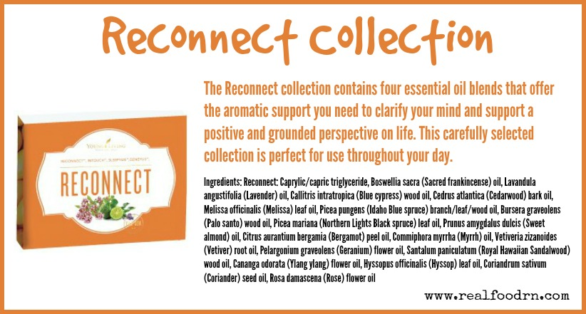 Reconnect Collection   Real Food RN