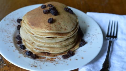 Einkorn Sourdough Pancakes