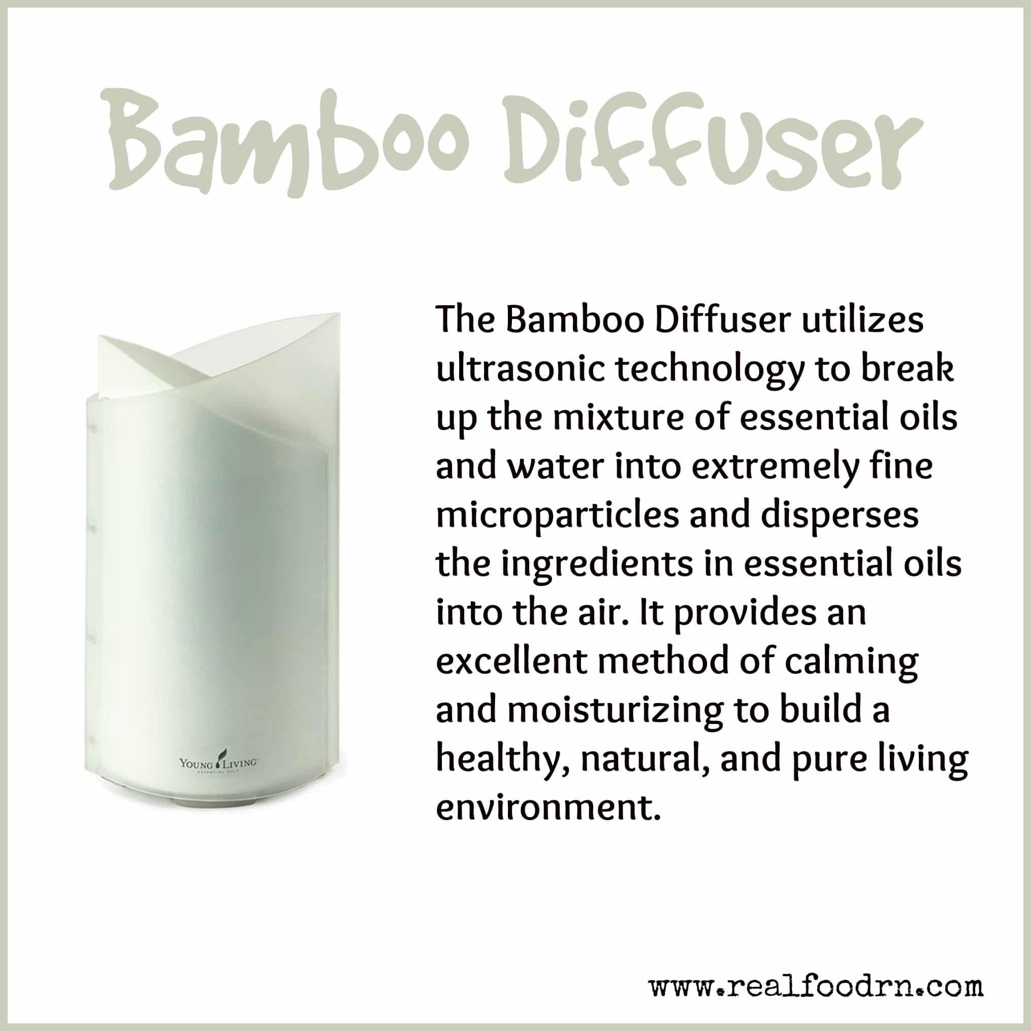 Bamboo Diffuser