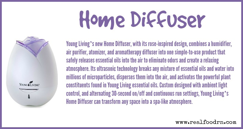 Home Diffuser | Real Food RN