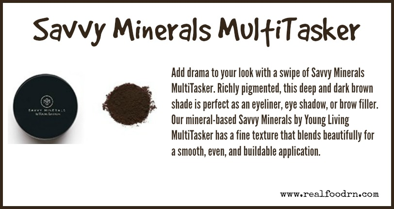 Savvy Minerals MultiTasker | Real Food RN