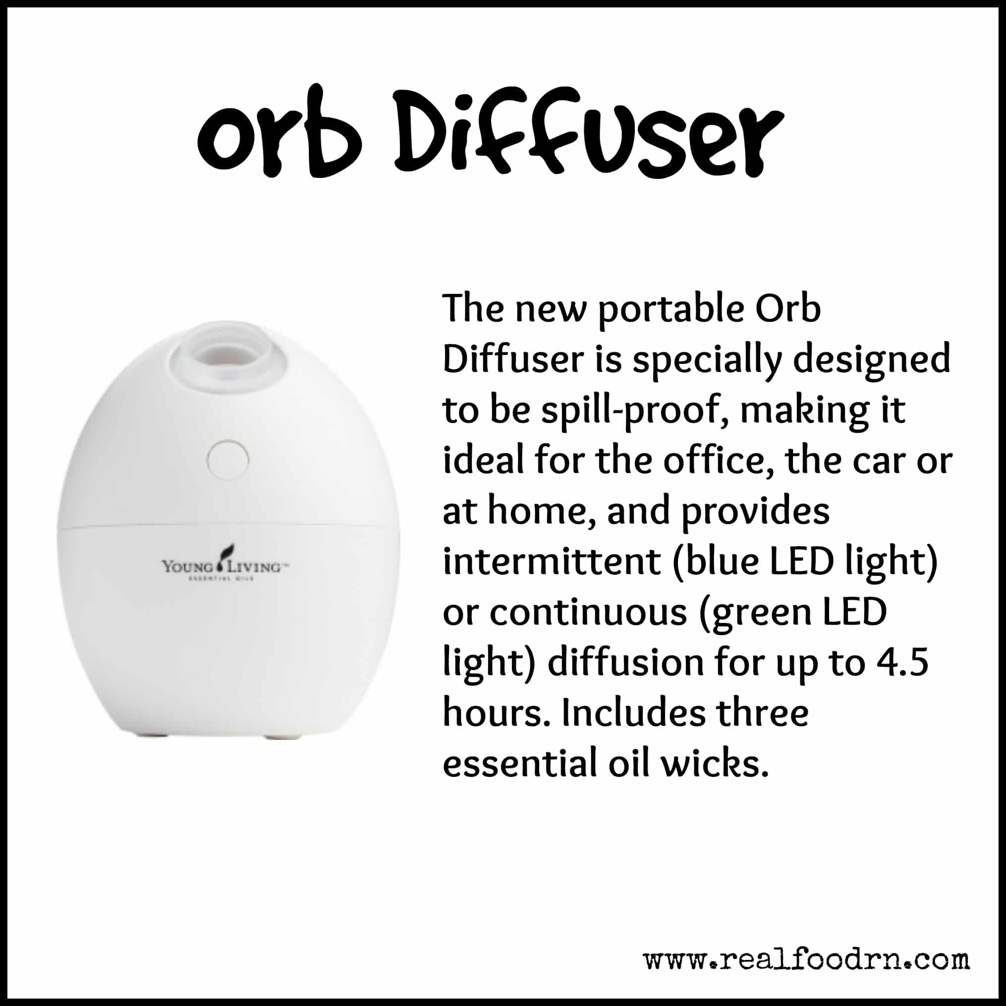 Orb Diffuser
