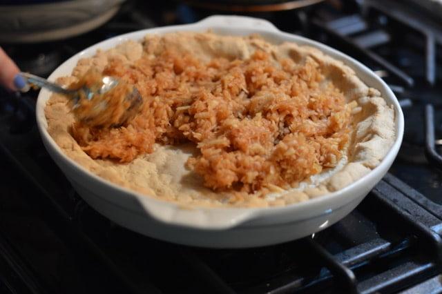 Polish Grain Free Apple Pie Recipe - Assemble Pie | Real Food RN