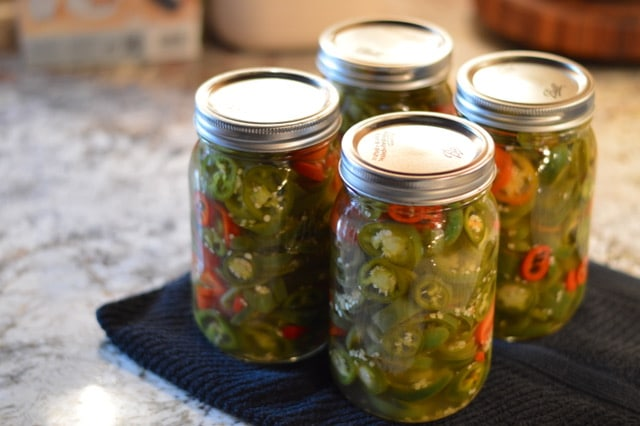 Easy and Fast No Water Boil Canned Pickled Jalapenos | Real Food RN