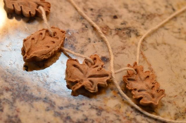 Festive Salt Dough Diffuser Decorations | Real Food RN
