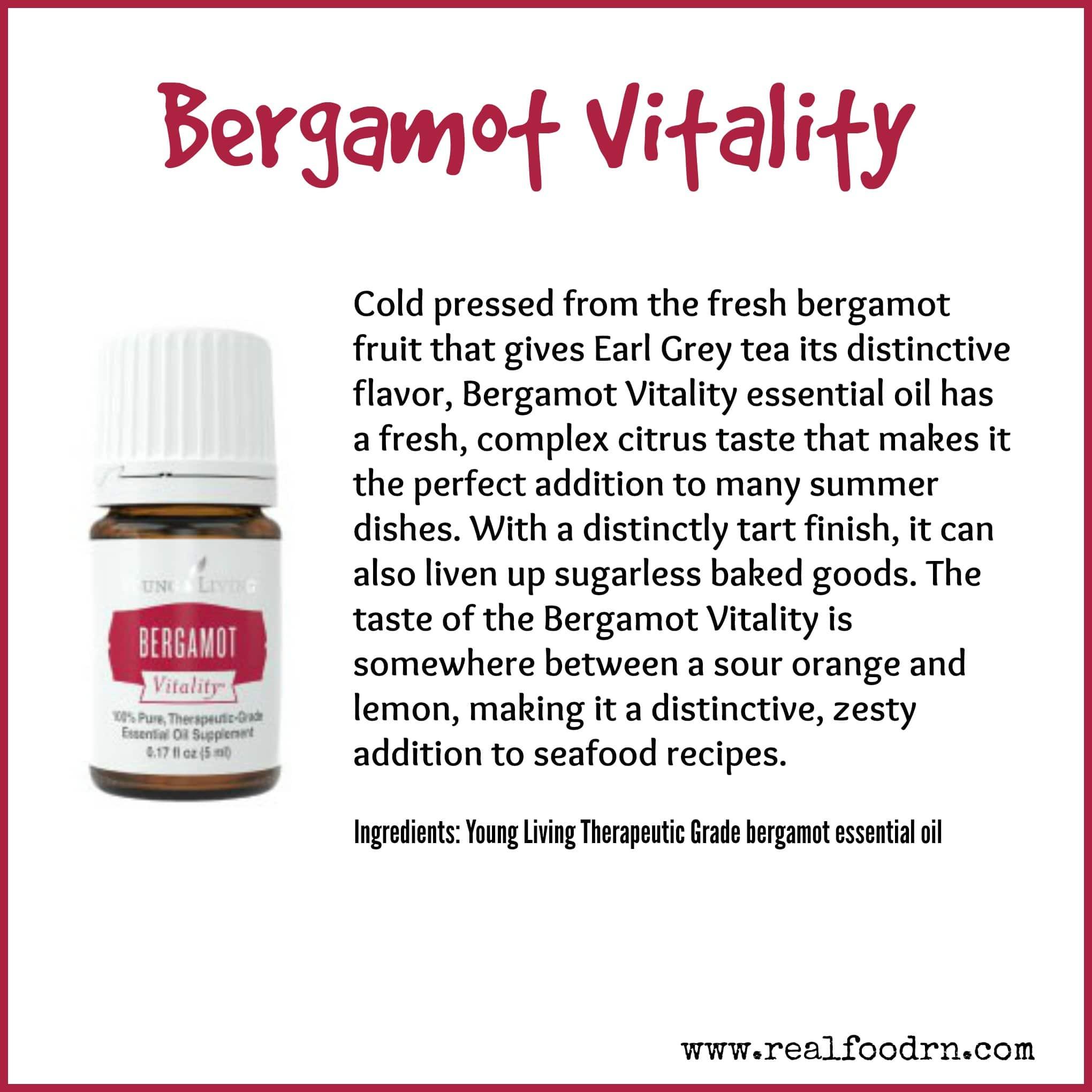 Bergamot Vitality