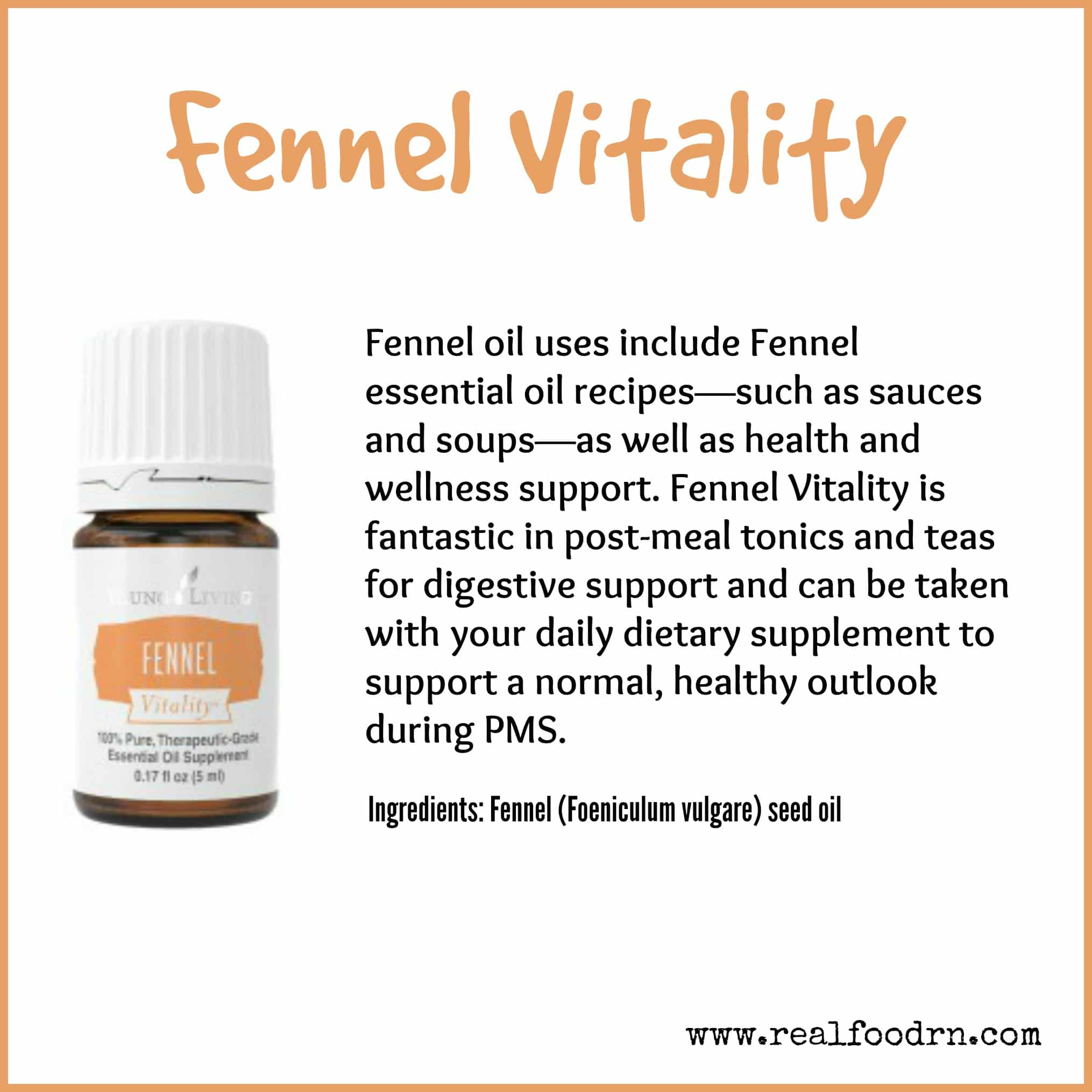 Fennel Vitality