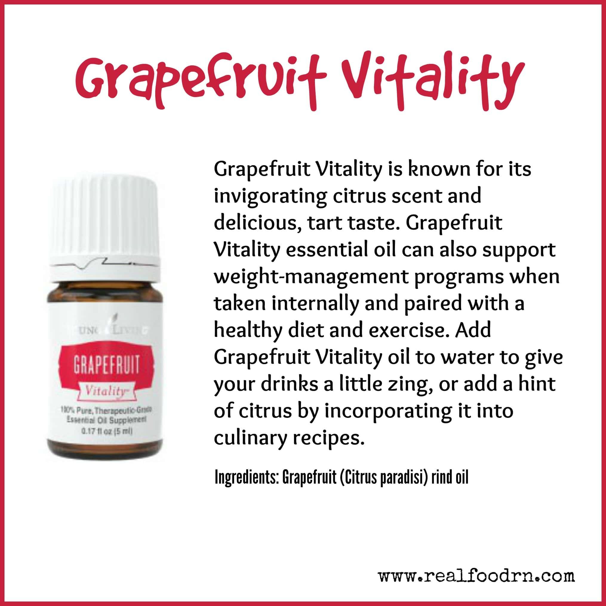 Grapefruit Vitality