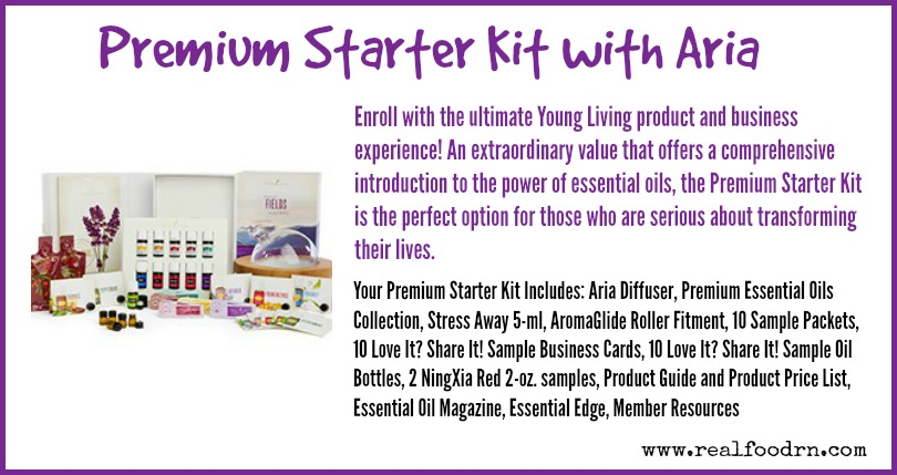 Premium Starter Kit with Aria | Real Food RN