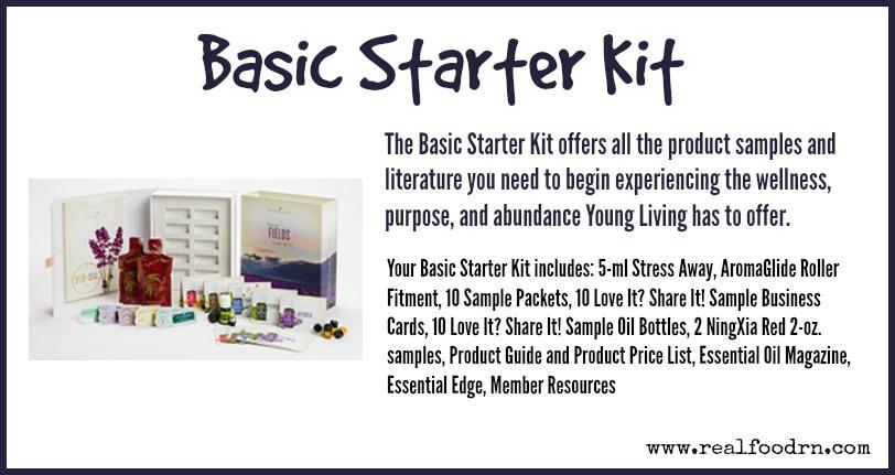 Basic Starter Kit   Real Food RN