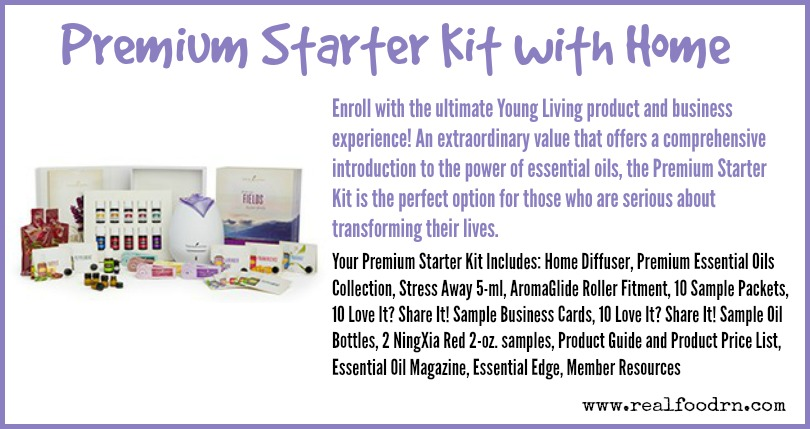 Premium Starter Kit with Home | Real Food RN