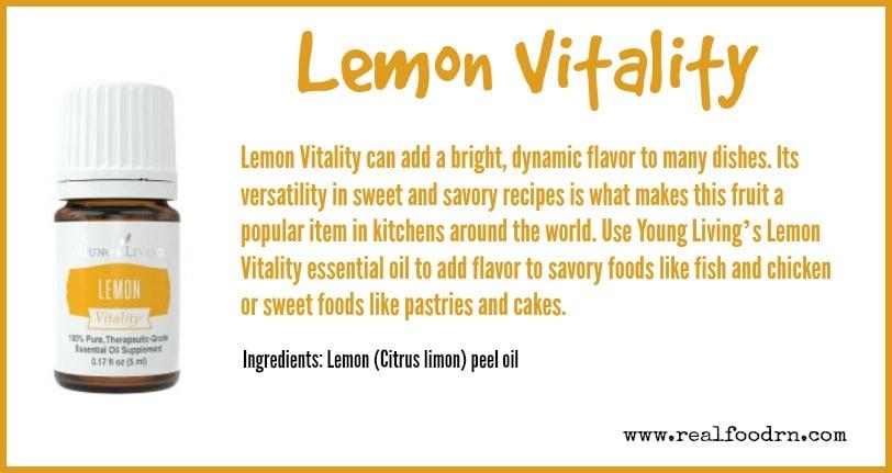 Lemon Vitality | Real Food RN