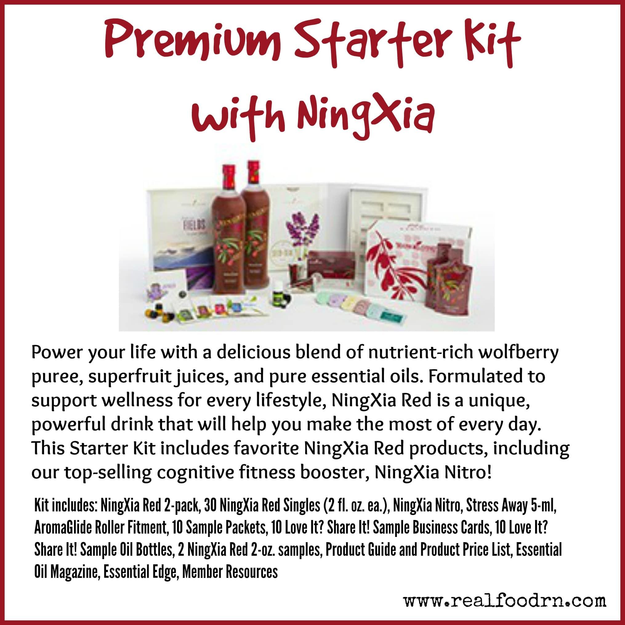 Premium Starter Kit with NingXia