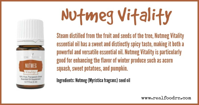 Nutmeg Vitality | Real Food RN