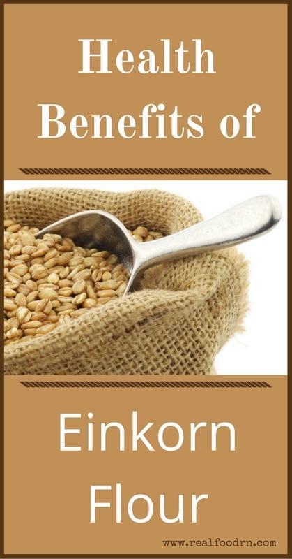 Health Benefits of Einkorn Flour | Real Food RN