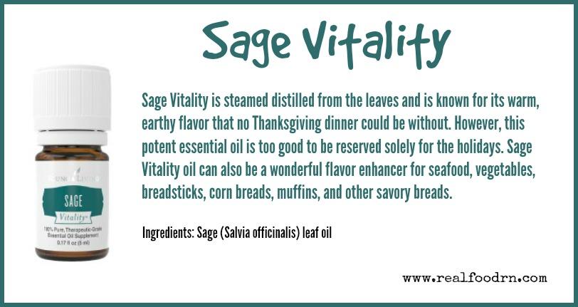 Sage Vitality | Real Food RN