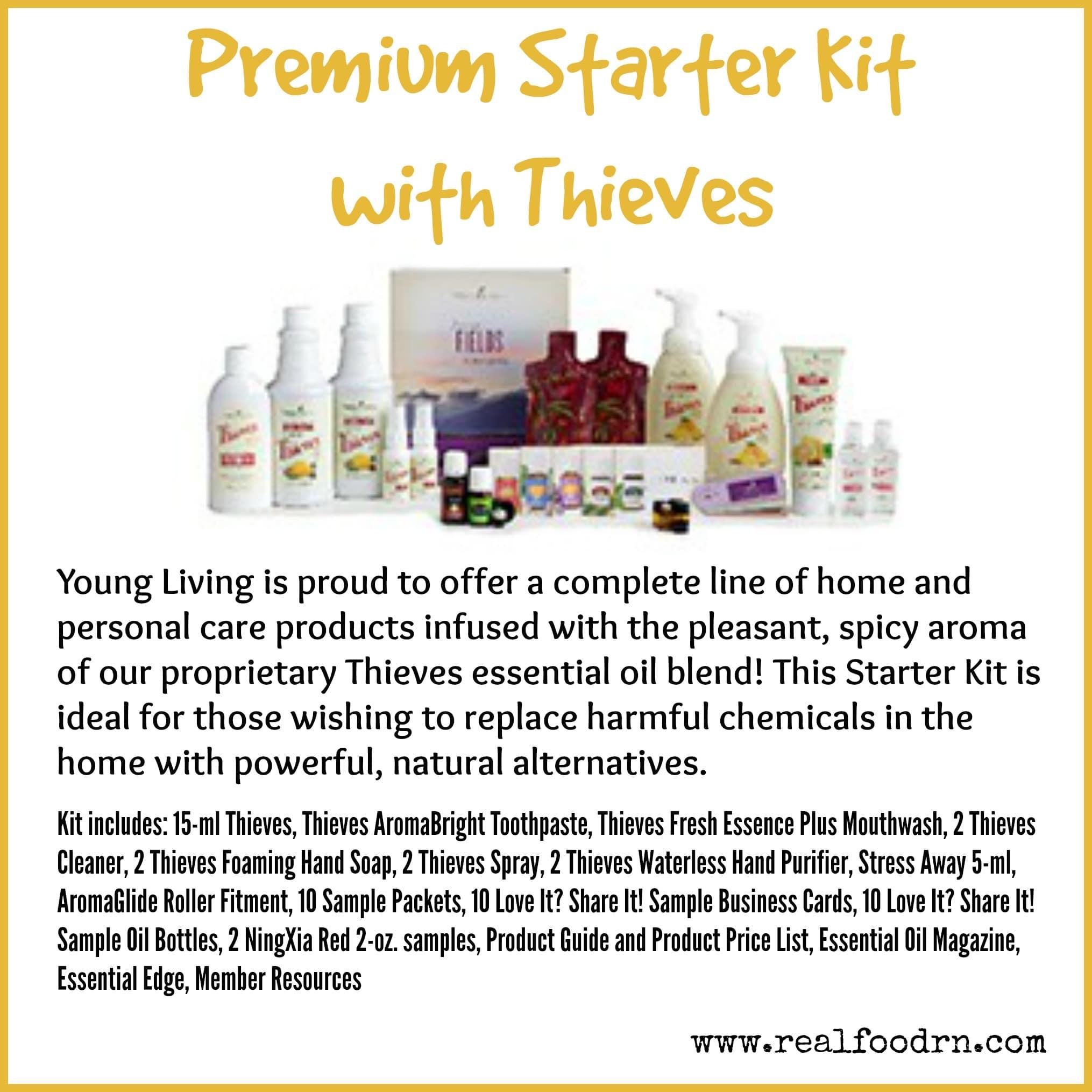 Premium Starter Kit with Thieves