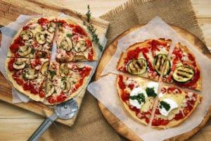 Gluten Free Vegetarian Pizza   Real Food RN