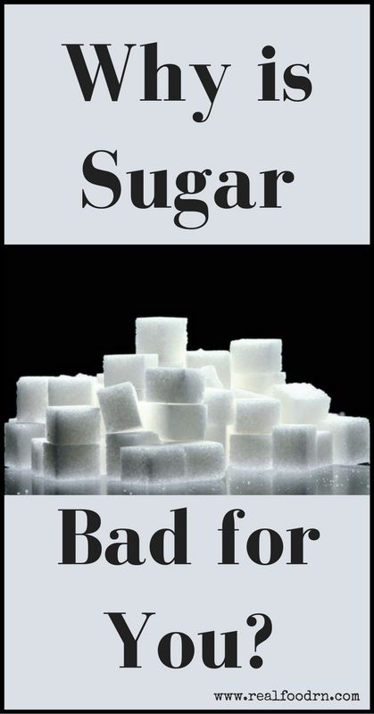 Why is Sugar Bad for You? | Real Food RN