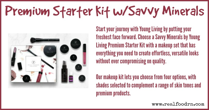 Premium Starter Kit with Savvy Minerals | Real Food RN