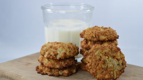Healthy Egg-Free, Grain-Free Breakfast Cookies | Real Food RN