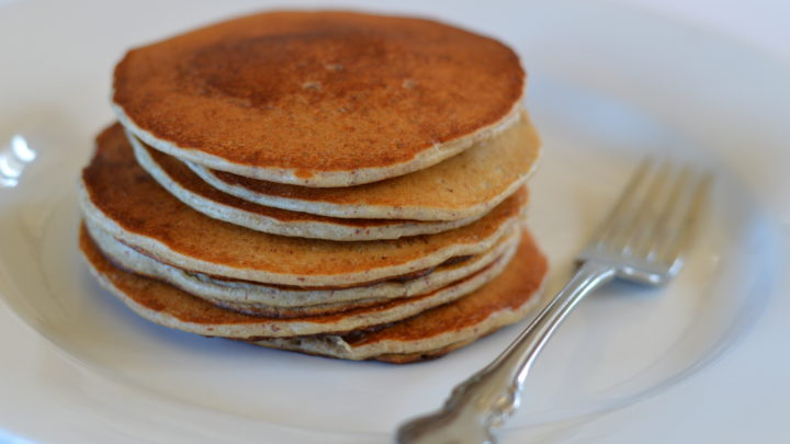 Dairy-Free, Egg-Free, Grain-Free Pancakes