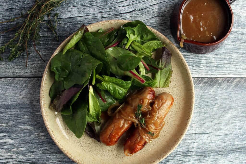 Gluten-Free Sausage Gravy | Real Food RN