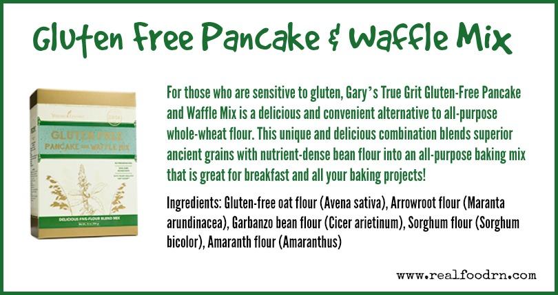 Gluten Free Pancake and Waffle Mix   Real Food RN