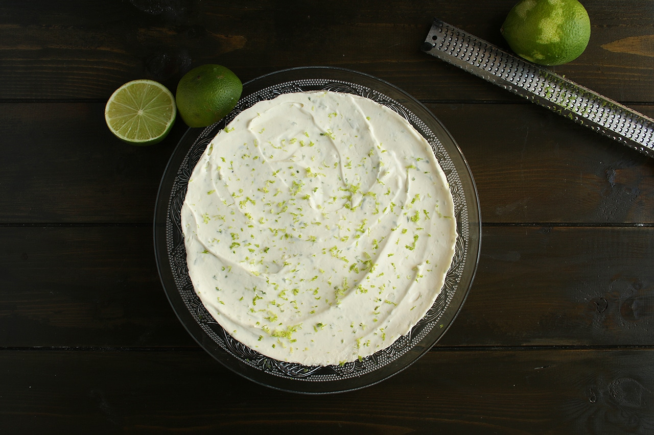 Low Carb Key Lime Pie | Real Food RN