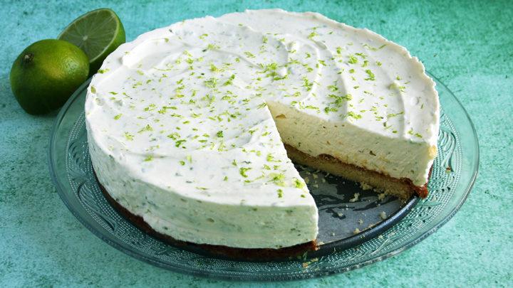 Low Carb Key Lime Pie   Real Food RN