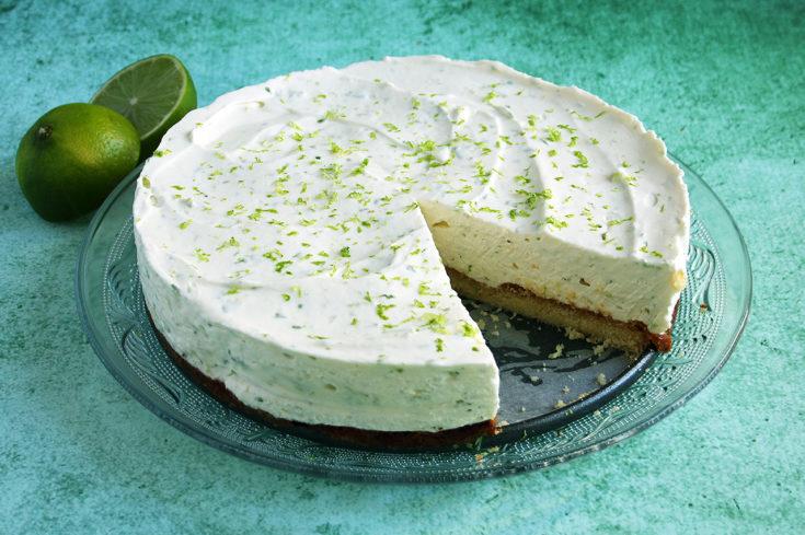 Sugar-Free Low Carb Key Lime Pie