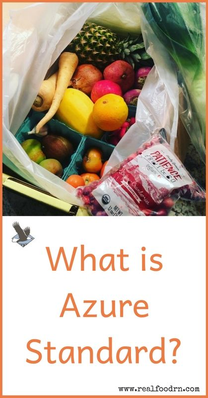 What is Azure Standard? | Real Food RN