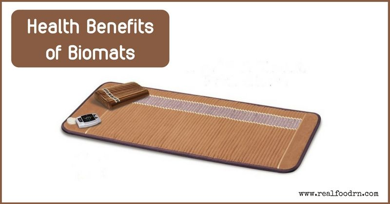 Health Benefits of Biomats | Real Food RN