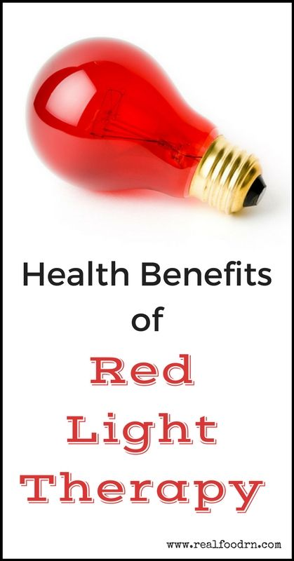 Health Benefits of Red Light Therapy | Real Food RN